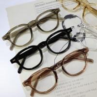 디자인 타르트 아넬 느낌의 빈티지 검정 투명 패션 뿔테 블루라이트 차단 안경 (POP 2287759544)