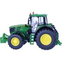 영국인 1:32 존 디어 6195M 트랙터 장난감 수집 가능한 농장 세트 어린이용 장난감 트랙터 1:32 스케일 (TOP 4845535429)