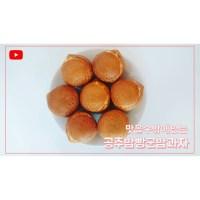 공주 밤빵 아이스 군밤과자, 2상자48알 (TOP 4751136933)