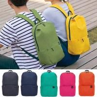 샤오미 미니 백팩 10가지 색상 Xiaomi Mini Backpack 초경량 학생 커플 카메라 도시락 분유용 (TOP 1419726400)