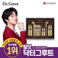 [재구매율 1위] 닥터그루트 탈모증상케어 탈모샴푸 선물세트, 단품 (TOP 1321199650)