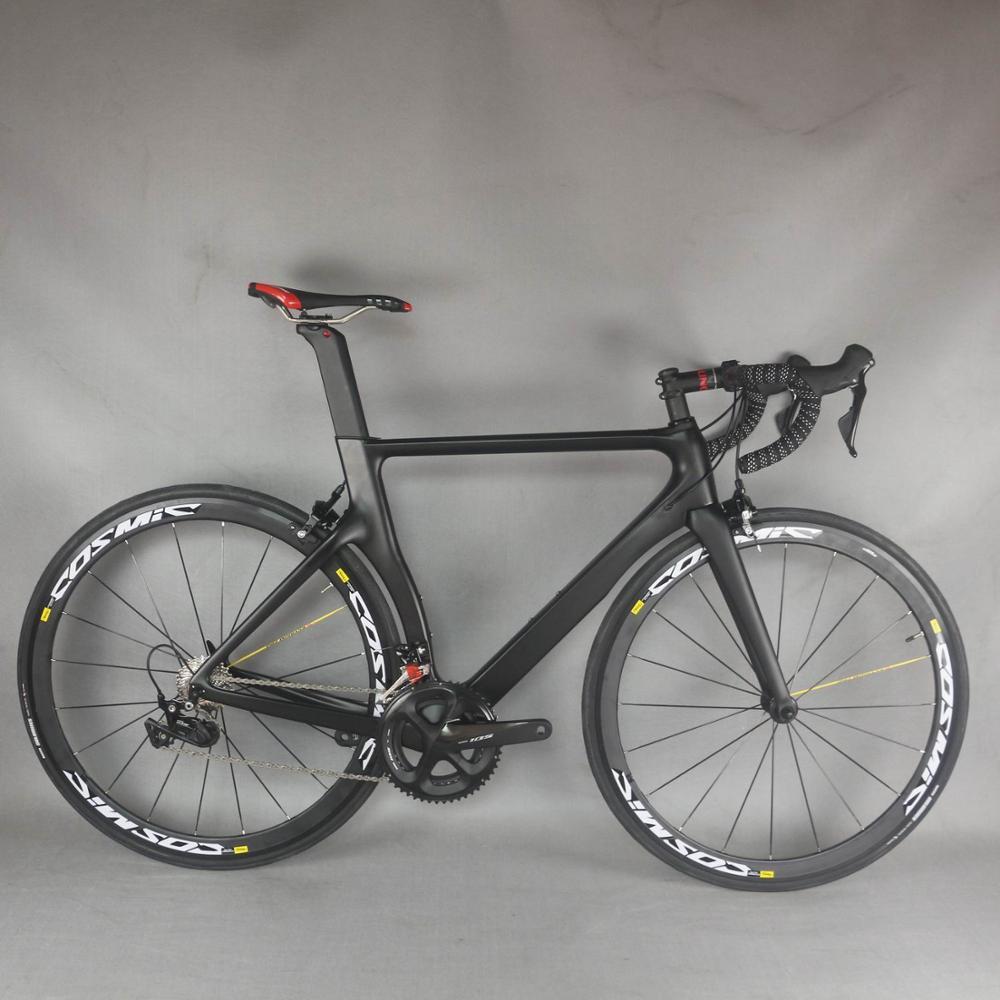 2021 완전한 로드 탄소 자전거 groupset shi r7000를 가진 탄소 자전거 로드 구조 22 로드 자전거 완전한 자전거, Shimano R7000_size S