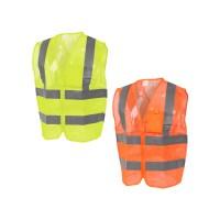 신호수 망사조끼 안전조끼 형광조끼 도로안전조끼 여름조끼 단체조끼 작업조끼 신호수조끼, 1개 (TOP 5510155913)