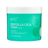 비알티씨 BRTC 센텔라 시카 토너 인 패드 80EA(165ml) 토너패드, 1개, 165ml (TOP 4382898955)