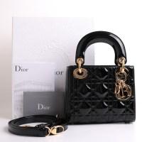 [고이비토 마산신세계점] Dior(크리스챤디올) 디올 레이디 미니백 까나쥬 페이던트 송아지가죽 VRB44500 (TOP 1964351288)