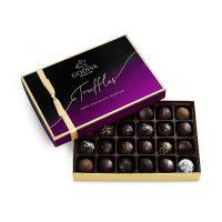 Godiva Dark Chocolate Truffles Gift Box 고디바 다크 초콜릿 트러플 기프트박스 24개입 1박스 (TOP 6063821918)