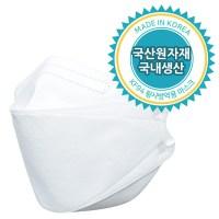 KF94 여름원단 마스크 숨편한 여름용 국산자재 대형 100매 (TOP 5491158210)