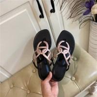 토앤토 쪼리 플립플랍 플랫 샌들 신발 패션 슬리퍼 야외 럭셔리 디자이너 브랜드 정품 가죽 품질의 패션 Zapatos De Mujer (TOP 5920511993)