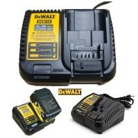 DeWalt 배터리충전기 디월트 10.8V 12V 14.4V 18V 20V 호환 2Ah 4Ah 5Ah (TOP 1662900604)