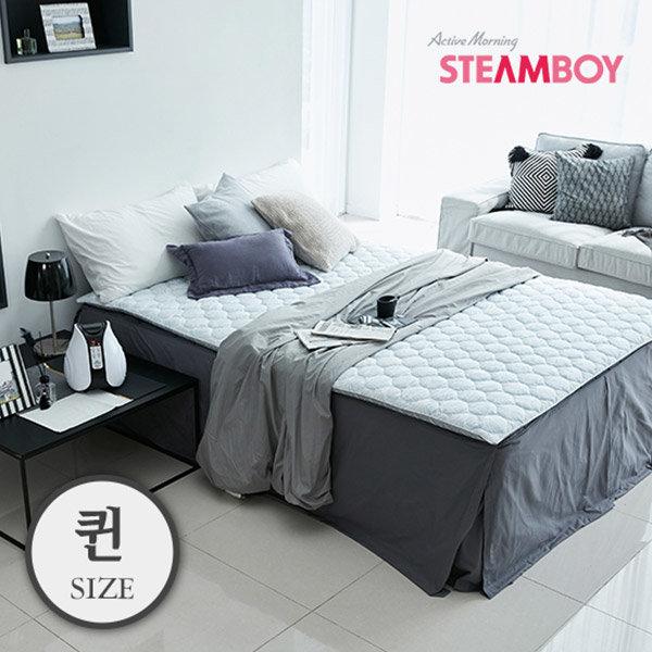 스팀보이 온수매트 S7200-F1712(퀸) 커버분리-분리난방-리모콘, B.침대용 S7200-F1712(퀸)