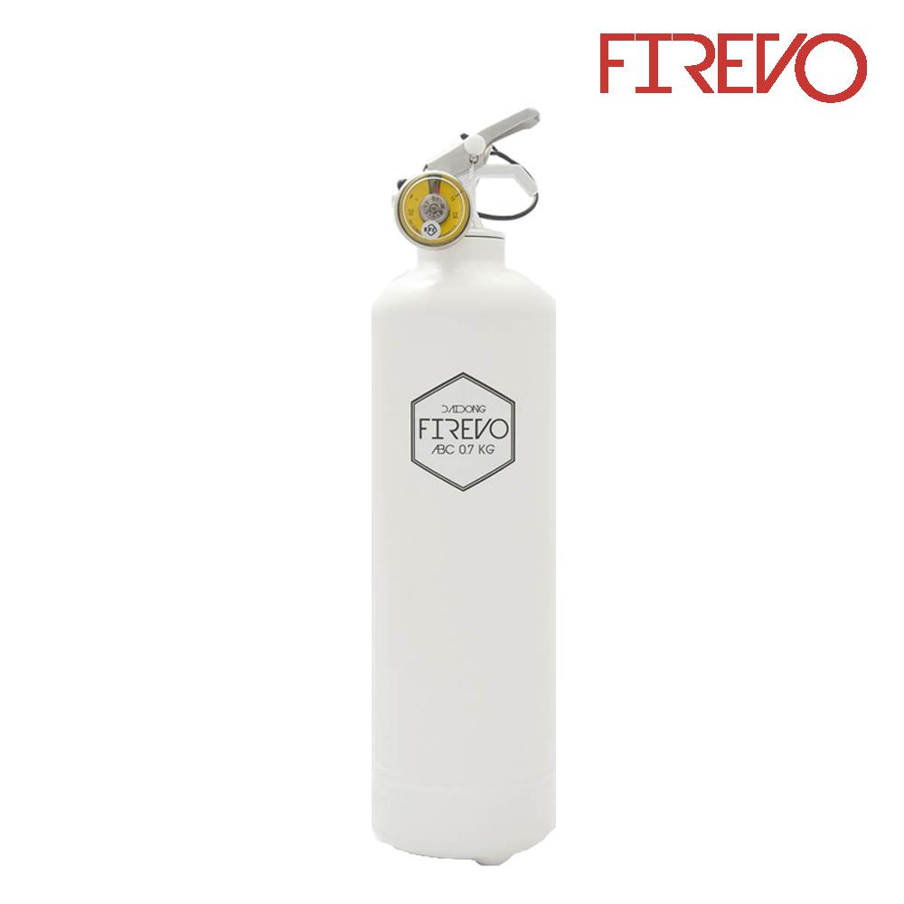 피레보 가정용 소화기 1kg Bulk 알뜰형 디자인소화기, 1개