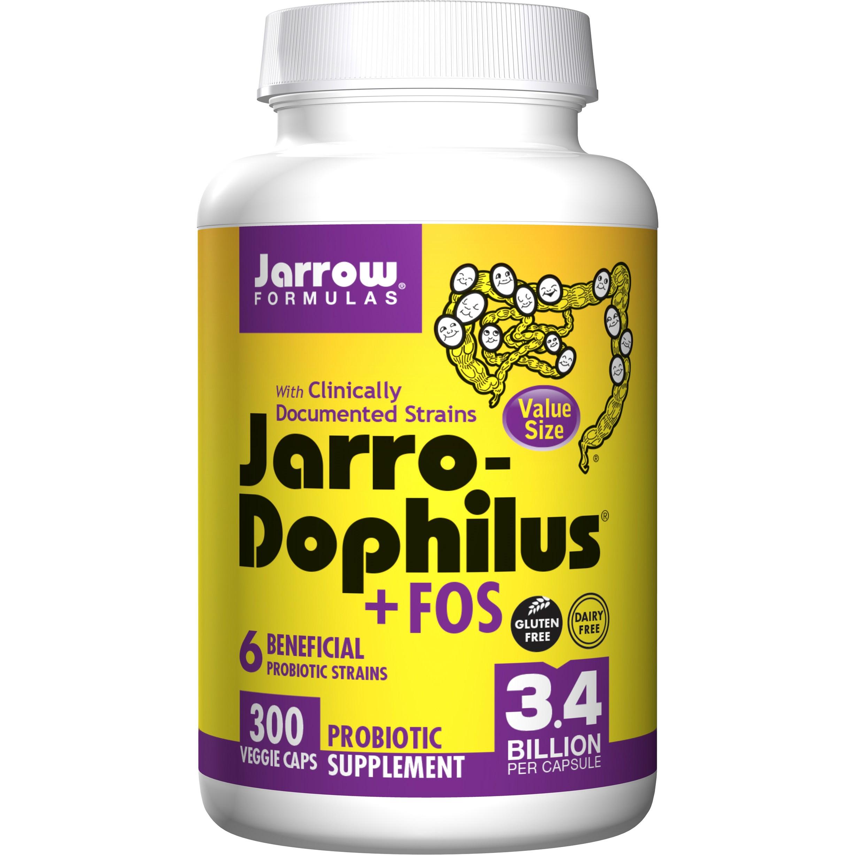 재로우 포뮬라 재로-도필러스 + FOS 유산균 캡슐, 300개입, 1개