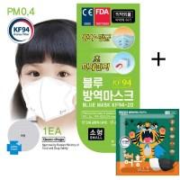 KF94 소형(50매) 야옹이 1매 증정 블루인더스 블루본 어린이용 마스크, 1박스 (TOP 5011405638)