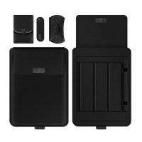 삼성 노트북 펜S 이온2 플렉스2 13 15인치 멀티 수납 파우치, 블랙 (TOP 1464584469)
