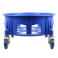 리빙플랜 만능용기 파란통 대형플라스틱통, 이동카트110L (TOP 1291446305)