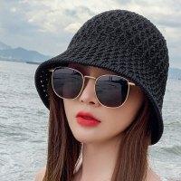[사은품증정] 랄라닷 여성 벙거지모자 버킷햇 여자 여름 모자 (TOP 5564095273)