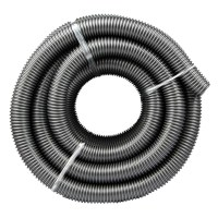 STK 범용 진공 청소기 튜브 유연한 먼지 수집 호스 2m 회색 32mm, 모델명 (TOP 1736586126)