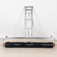 휴대용 비닐 피복기 멀칭기 무동력 수동 코팅 씌우기, 1m-1.5m (TOP 5435051170)