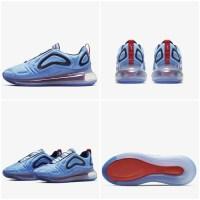 (해외배송) 나이키 100스퀘어 나이키 에어맥스720 유니버시티 블루 레드 AR9293-401 Women's Nike Air Max 720 100스퀘어 (POP 267252682)
