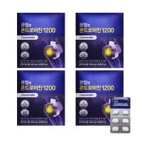 관절엔 , 4개, 900mg X 60정 (1개월분) (POP 5803883964)