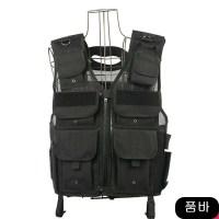 네파 경호원조끼 DP-BG113 보안용품 형광안전 남자작업 (TOP 332758351)