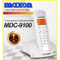MDC-9100 전화기 무선전화기 발신자 집전화기 사무용 가정용 단축 강력벨 빅버튼 스피커폰 디지털 (TOP 5577075065)