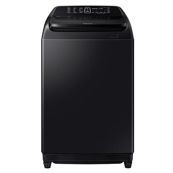삼성전자 WA16T6390TV 워블 전자동세탁기 16kg 블랙 케비어