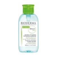 Bioderma 바이오더마 세비엄 H2O 미셀라 워터 펌프형 16.7oz(500ml) Sebium H2O Micellar Water (POP 1981524648)