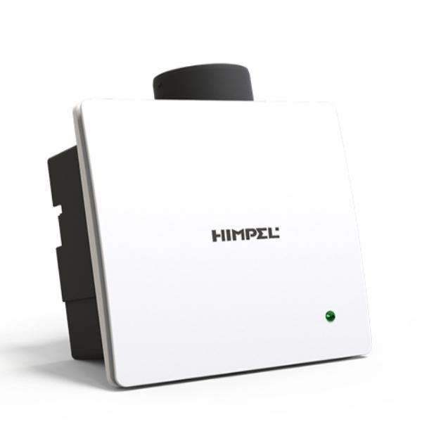 힘펠 강력한 역류차단 습기제거 화장실 욕실 환풍기(설치가능), 제로크 HV3-80X_F그릴_배송