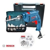 Bosch 보쉬 전동해머드릴 500W 악세사리100P 나무 철재 콘크리트깨기 (TOP 2007243476)