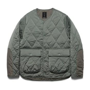 3m신슐레이트 - 3M 신슐레이트 남자 패딩 레트로 퀄팅 야상 자켓