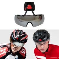 윈비즈 자전거 고글 헬멧부착형 스포츠고글 , 03[본품] 실버 (TOP 119623322)