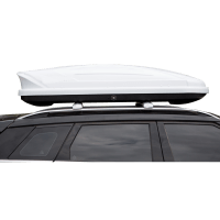 자동차 루프박스 차량용 루프백 SUV 캠핑용 지붕형 루프탑, 단일제품, 옵션 01-480L 회색 (TOP 5640805637)