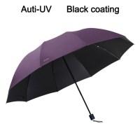 명품 차광 장양산 20대 가벼운 경량 암막 양산 브랜드 안티 uv 큰 우산 비 여성 큰 (POP 5939542589)