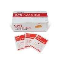 태양 페이스쉴드(Face Shield) 개별포장 1박스-50매 구급소생마스크, 1개 (TOP 301490439)