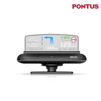 폰터스hud - 현대폰터스 HUD신형 PLUS V200_스타브랜드대상, HUD(단품)
