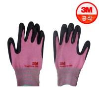 3M 장갑 슈퍼 그립 200 S, 핑크, 1개 (TOP 8826901)