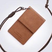 랑디엔느 커버드S 카드홀더 이니셜각인 카드목걸이 남녀공용카드목걸이 (POP 6095616)