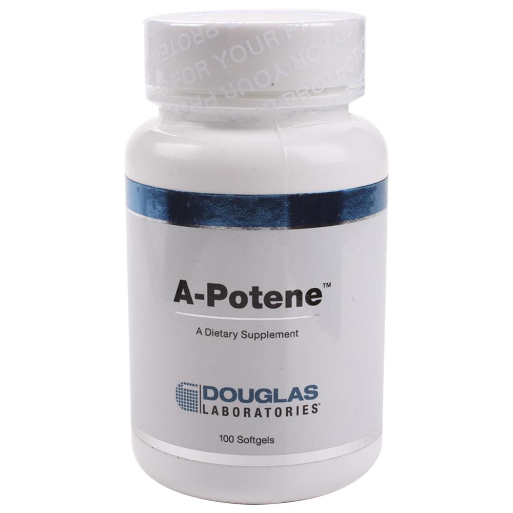 Douglas Laboratories A-포틴 소프트젤, 100개입, 1개