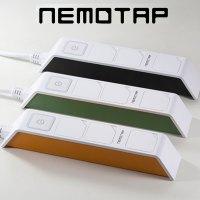 네모탭 3구 4구 5구 멀티탭 멀티콘센트, 오렌지, 네모탭 3구 일반형 5m (TOP 26446052)