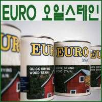 유럽목재보존기술 20리터 진밤색 유로오일스테인 붓 로라증정 초특급 (TOP 72904808)