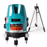 툴홀릭 추방식 레벨기 TL-416P 2배밝기 삼각대포함 (TOP 1335669079)