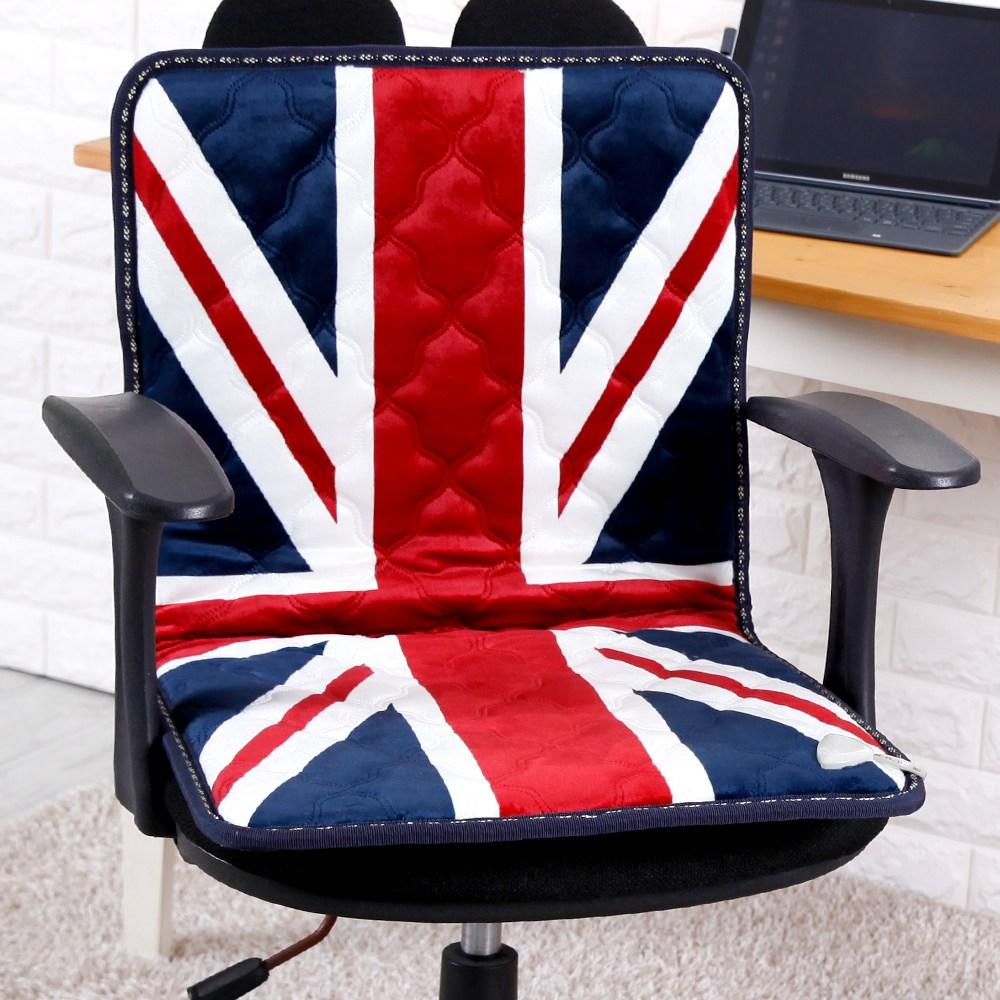 원한일 프리미엄 2인용 (의자용) 전기방석, 잉글랜드, 의자용