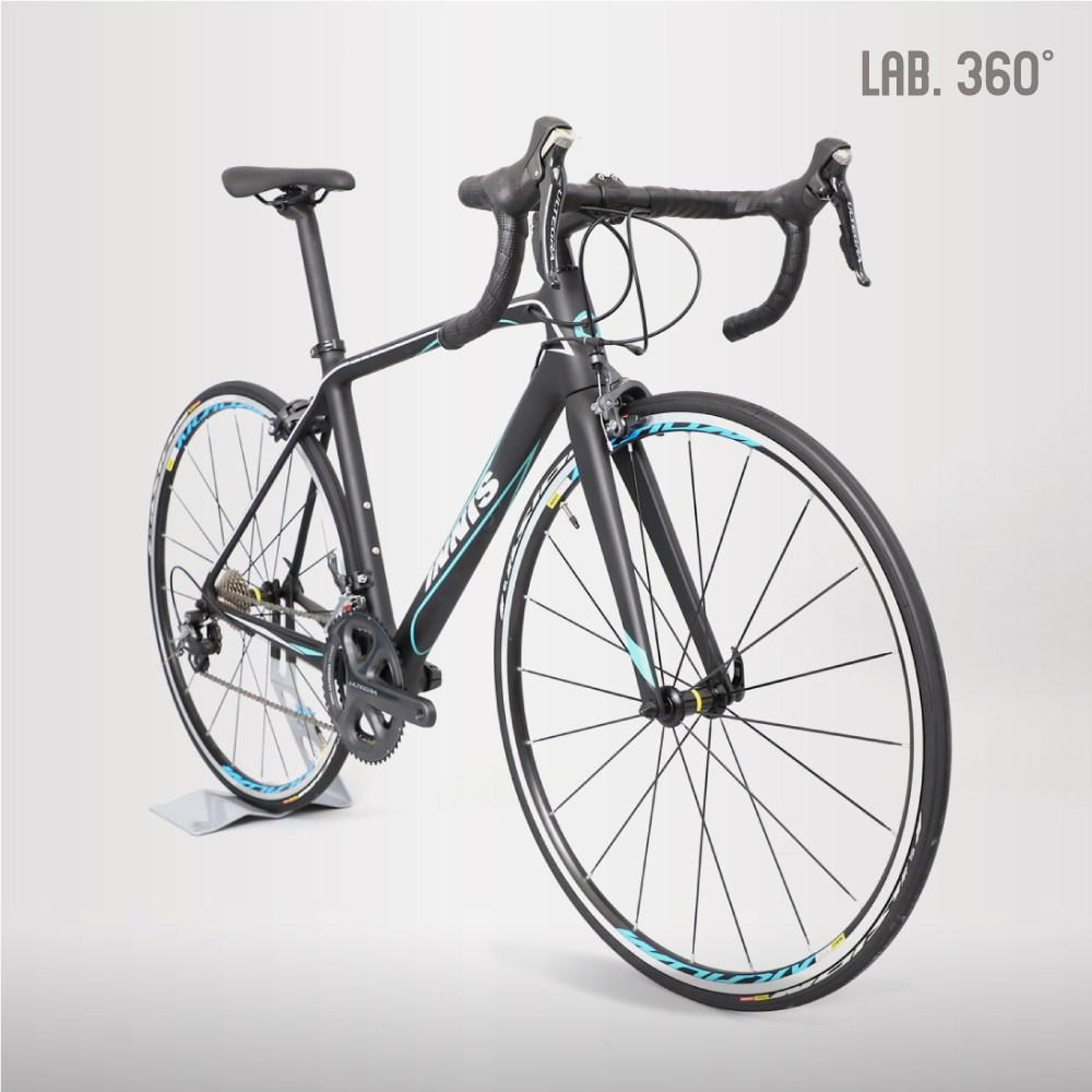 [삼육공자전거] 올라운드 풀카본 로드바이크- 이니스 (울테그라 22단 마빅 악시움 휠셋) 로드 자전거, 02_매트블랙
