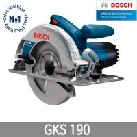 보쉬 GKS190 원형톱 7인치 목재절단 톱날포함 1400W (TOP 1269038237)