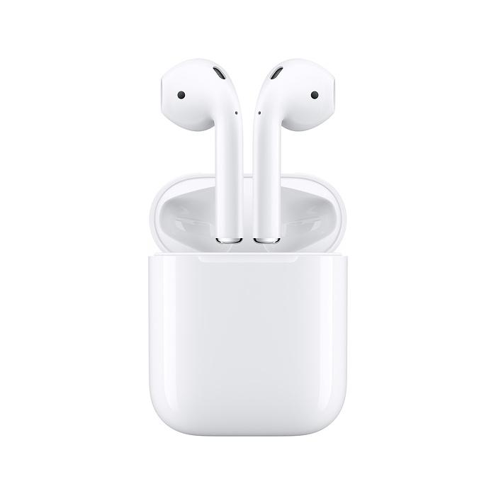 애플 국내 정품 에어팟2(2세대) 유선충전케이스 Apple AirPods MV7N2KHA 블루투스 무선이어폰, MV7N2KH/A