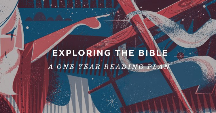 Exploring the Bible: A One-Year Reading Plan