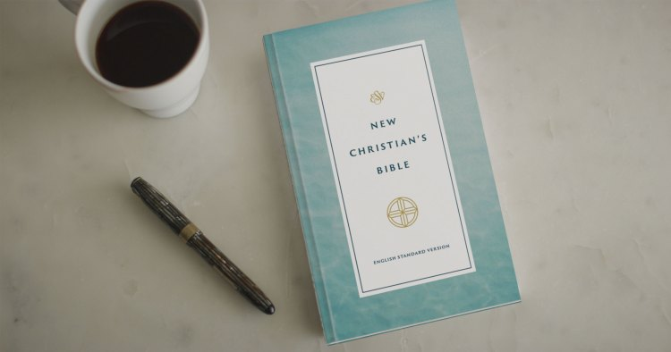 Introducing the ESV New Christian's Bible
