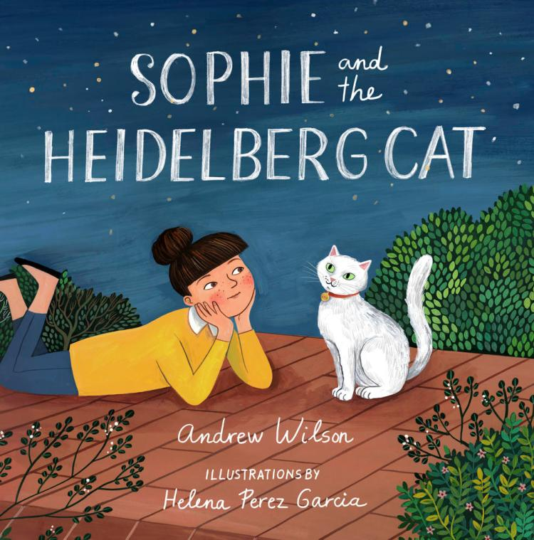 Sophie and the Heidelberg Cat
