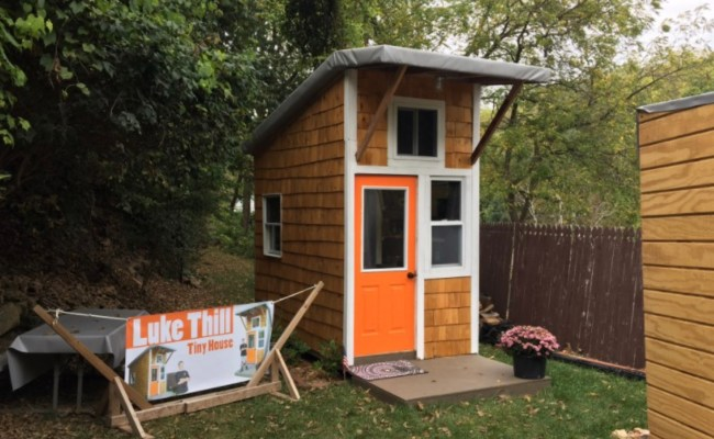13 Year Old Boy Builder Luke Thill Builds His Own House